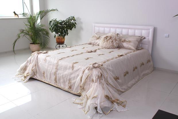 """Кровать """"Нифертити"""" - украшение спальни"""