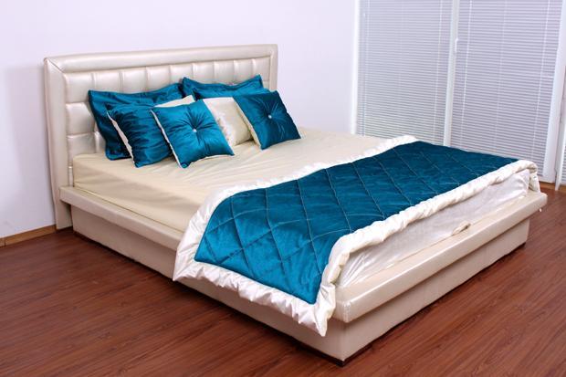 """Кровать """"Нифертити"""": вид сбоку"""