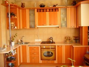 новая кухня Людмилы и Дениса