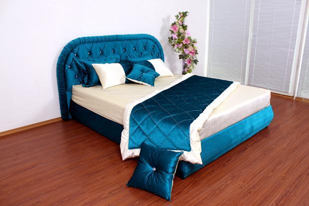 """Комфортная кровать """"Виолетта"""""""