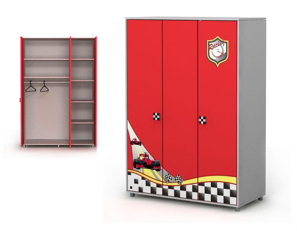 Детский шкаф трехдверный Dr-03