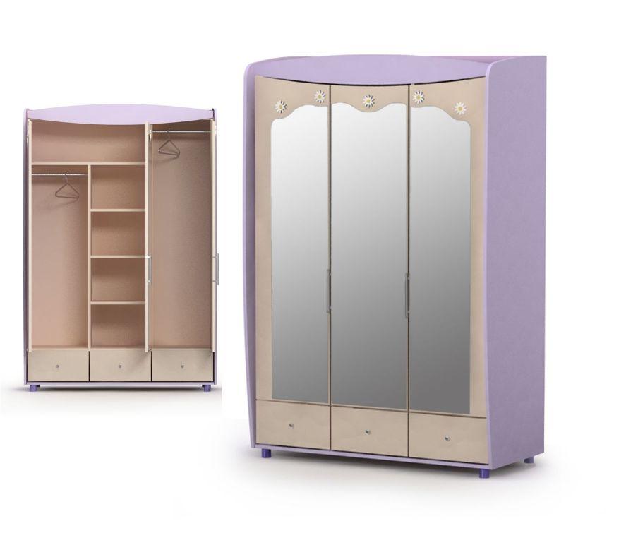 шкаф Si-03 с зеркалами