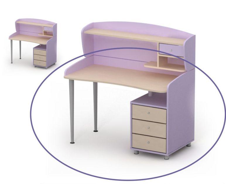 стол письменный Si-08-2