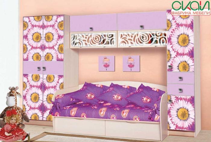 """мебель для детской комнаты """"Аванти"""""""