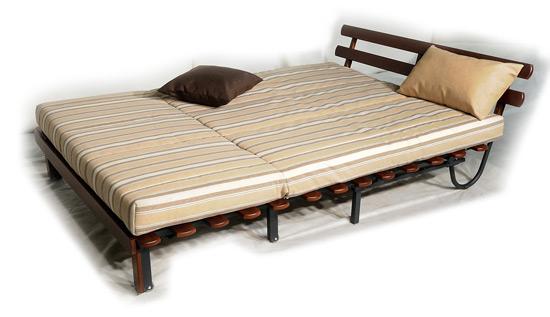 Кровать Avanture в разложенном виде