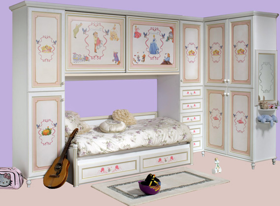 детская мебель Cinderella