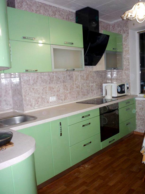 элегантное решение плиты и духовки