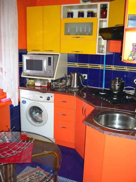 кухня в малосемейке
