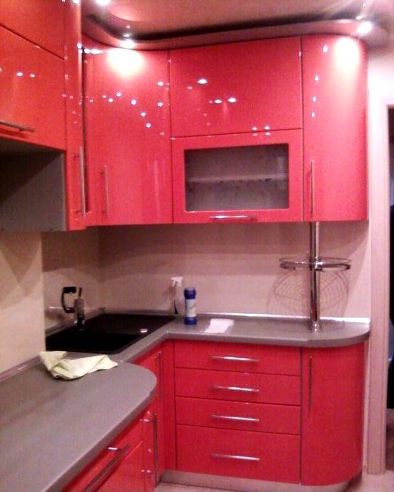 Дизайн кухни 6 кв.м в панельном доме