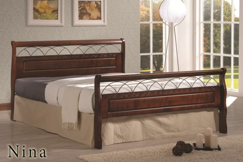 кровати из металла и дерева (Малайзия)