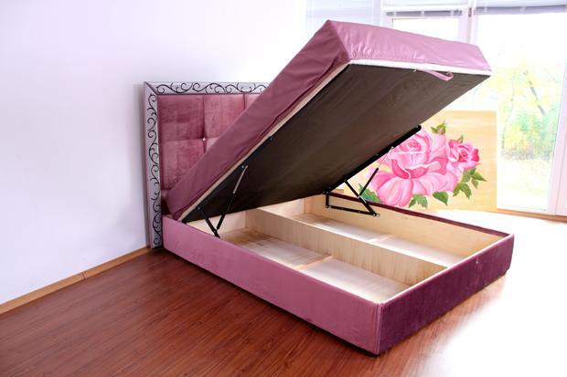 """кровать """"Николь"""" с подъемным механизмом"""