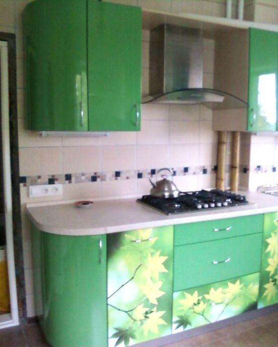 декор кухни - полноцветная печать