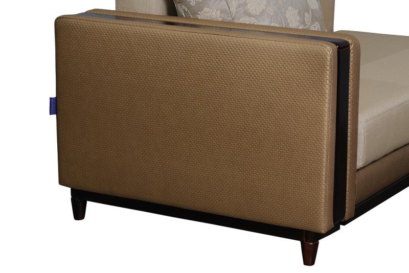 """диван """"Блюз"""": вид сбоку"""