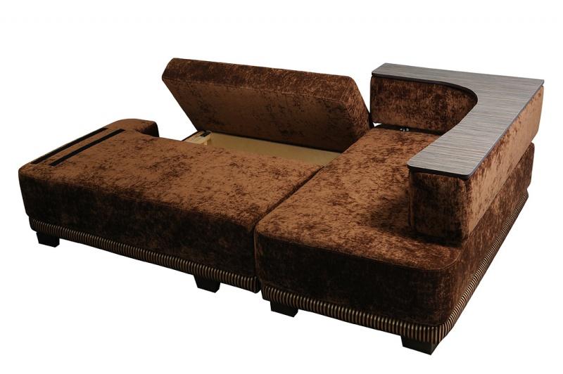 """уголок """"Саванна"""": большой короб для белья"""