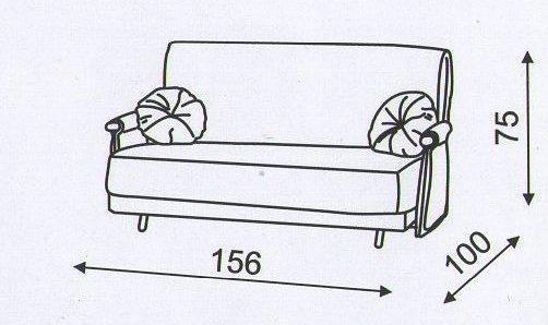 "схема дивана ""Сюрприз"""