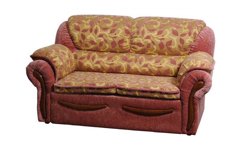 "диван-двойка ""Трапеза"" в шиниле"