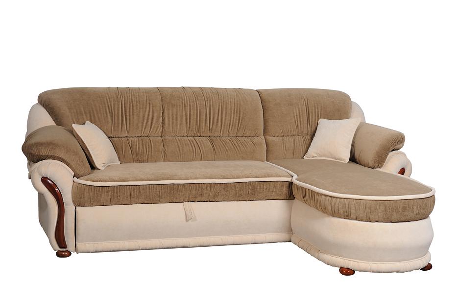 """Угловой диван """"АМФОРА-2"""". Цена – от 15850 грн"""