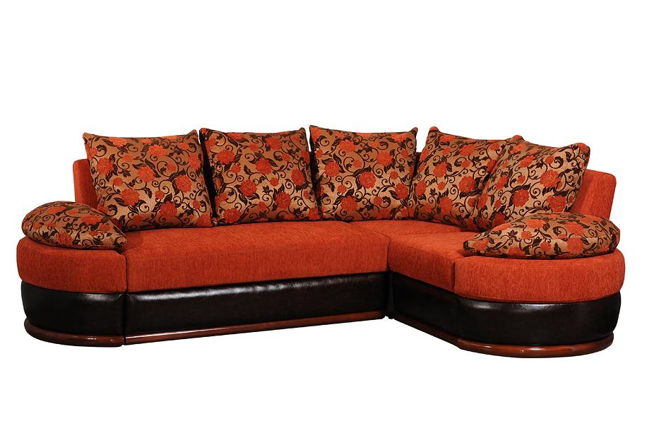 """Угловой диван """"Калейдоскоп"""". Цена – от 24890 грн"""