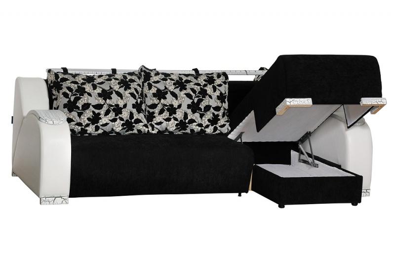 """Уголок """"Маэстро"""": просторный короб для белья"""