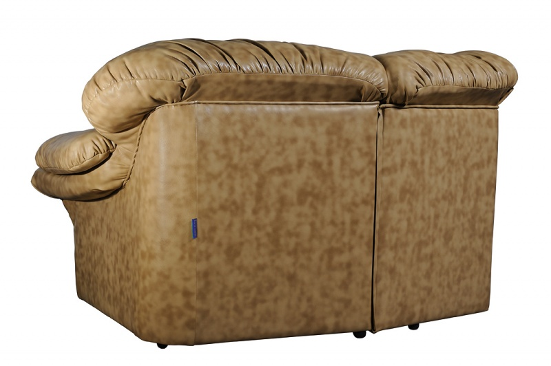 """угловой диван """"Вива"""" : вид сзади"""