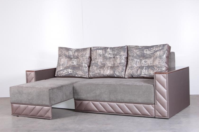 """""""Сиеста"""":  диван превращается в угловой"""