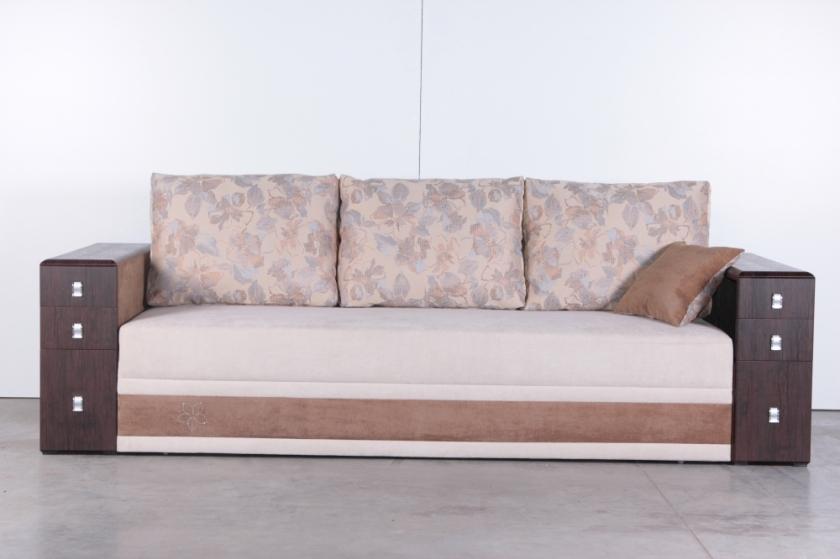 """""""Барбадос"""" (2500 x 1000 мм): раскладка дивана """"еврокнижка"""""""