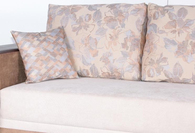 """Диван """"Аккорд"""": тканевые подушки"""