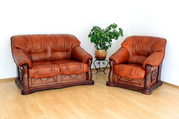 """Миникомплект """"Лорд"""": диван 2-ка и кресло"""