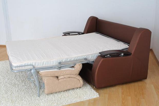 """диван """"Люксор"""": раскладка """"миллениум"""""""
