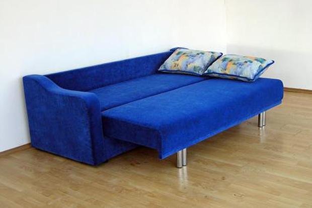 """диван """"Монако""""  в разложенном виде"""