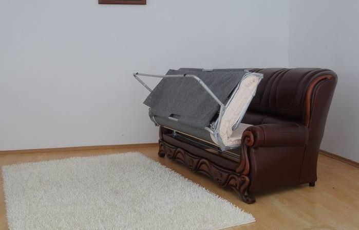 """Трансформация дивана """"Посейдон"""""""