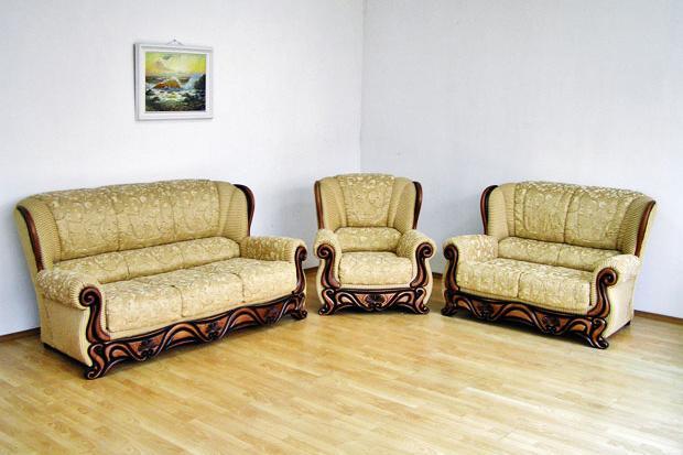 """""""Посейдон"""": диван 3-ка, диван 2-ка и кресло"""