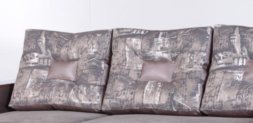 """""""Сиеста"""": центр подушки с декором"""