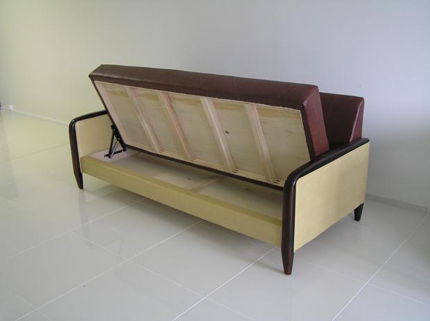 "диван ""Стационар"": раскладка ""книжка"""
