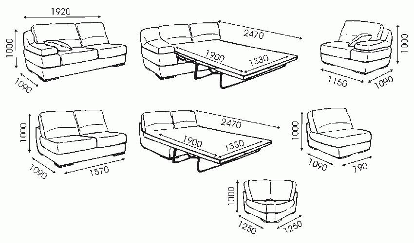 чертеж складного стула и