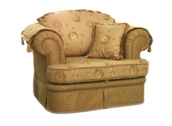 """Кресло-кровать """"Сенатор"""" с подушкой"""