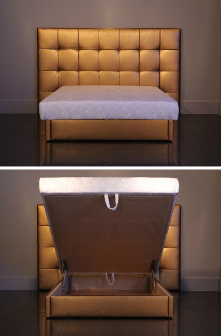 """Кровать """"Эдем"""" 2-спальная"""