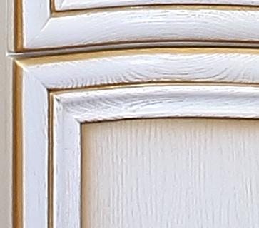 Декор: патина и золото