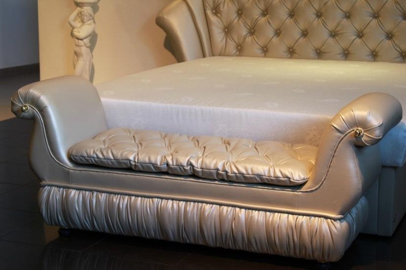 """Банкетка """"Клеопатра"""" с кроватью"""