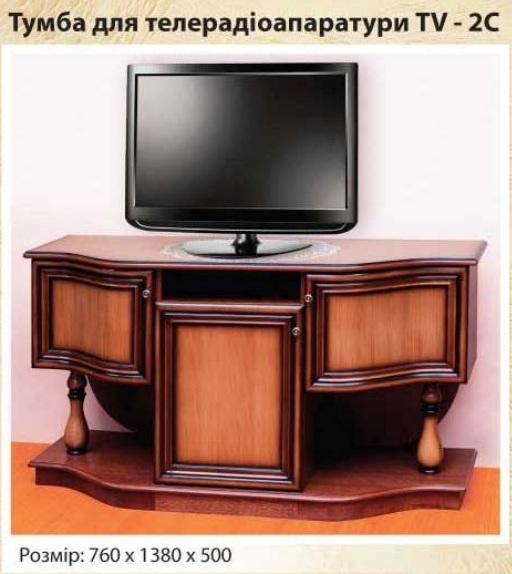 """Тумба для телеаппаратуры """"TV-2C"""""""