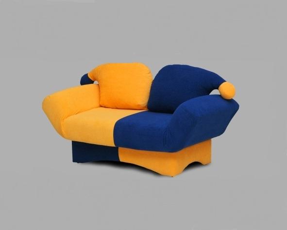 посмотреть детскую мягкую мебель