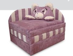"""Диван детский  """"Панда"""" с подушкой"""