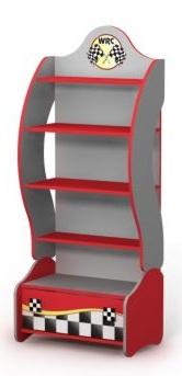 Книжный шкаф детский Dr-04