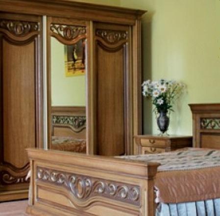 """Спальня """"Эдельвейс"""" шкаф"""