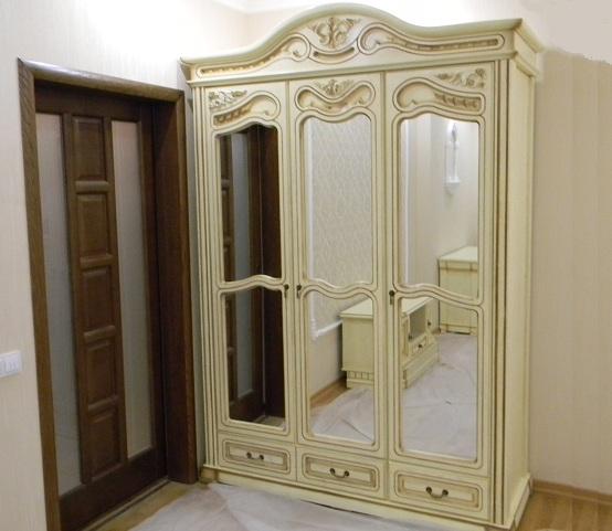 """Шкаф спальни """"Орхидея"""""""