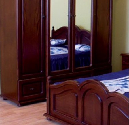 """Спальня """"Яна"""": фигурные изголовья"""
