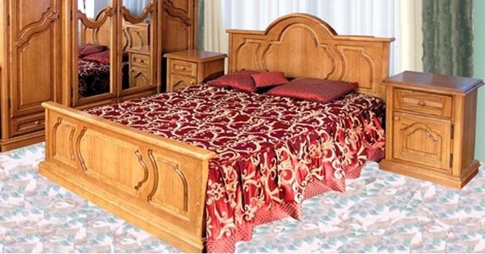 """Спальня """"Соломия"""": уют и комфорт"""