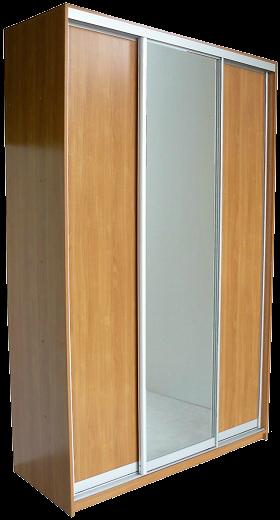 Шкаф-купе трехдверный