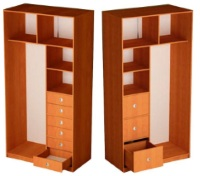 Ящики в шкаф-купе