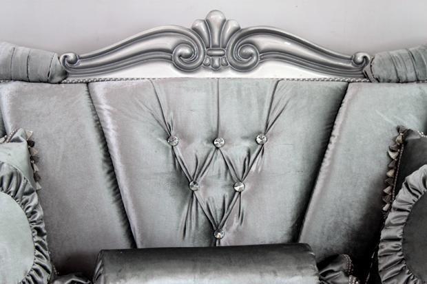 """Деревянный декор дивана """"Ариель"""""""